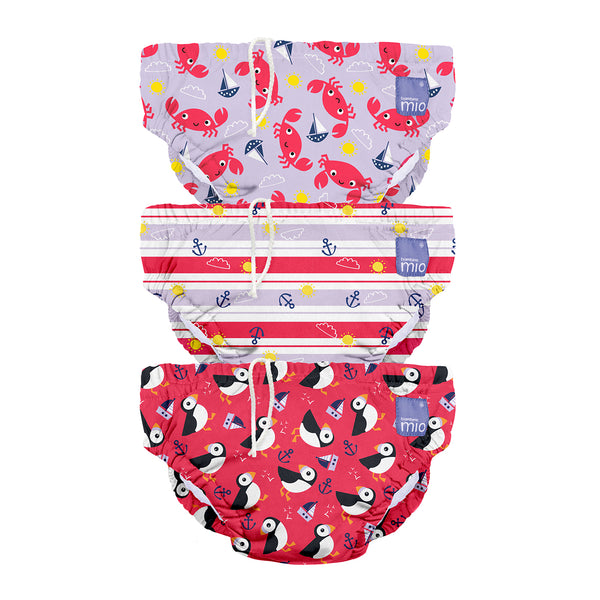 swim nappy, 3 pack