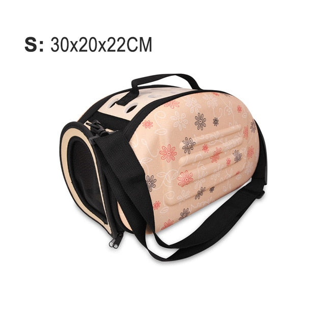 Foldable Cat Travel Bag