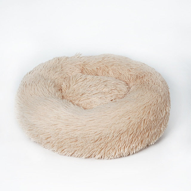 Relaxing Snuggle Cat Bed
