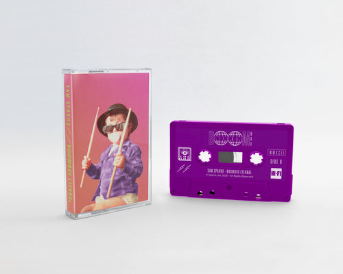 Pre-order! BOOMBOX ETERNAL - Special Limited Edition Purple Cassette Album