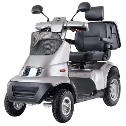 Afikim Afiscooter Breeze S Four Wheel Mobility Scooter FTS4483 - First Medical Advocate