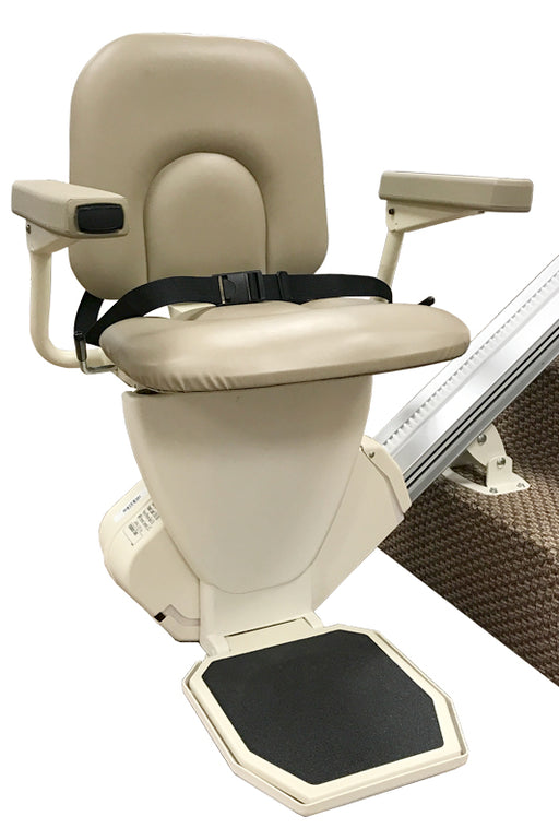 AmeriGlide Rave ultra-compact stair lift - First Medical Advocate