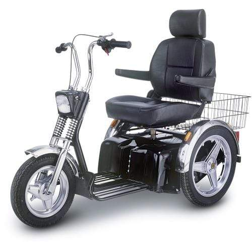 Afikim Afiscooter SE Three Wheel Mobility Scooter FT00245 - First Medical Advocate