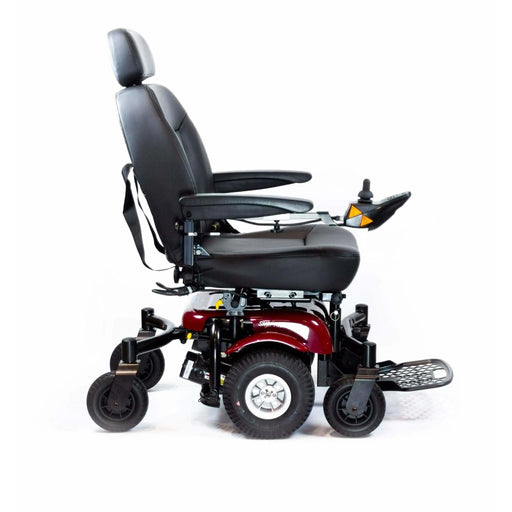 Shoprider 6Runner 10 Standard Mid-Wheel Power Wheelchair 888WNLM - First Medical Advocate