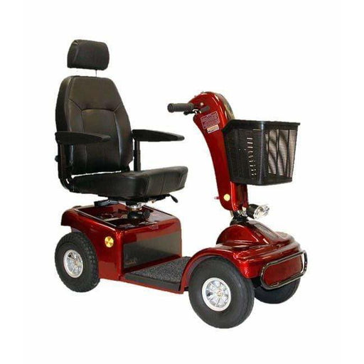 Shoprider Sprinter XL4 Heavy Duty Four Wheel Mobility Scooter 889B-4 - First Medical Advocate