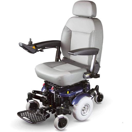 Shoprider XLR Plus Standard Mid-Wheel Power Wheelchair 858WM - First Medical Advocate
