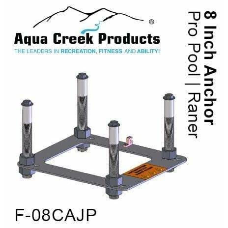 "Aqua Creek Paver Applications 8"" Inserts F-08CAJP"