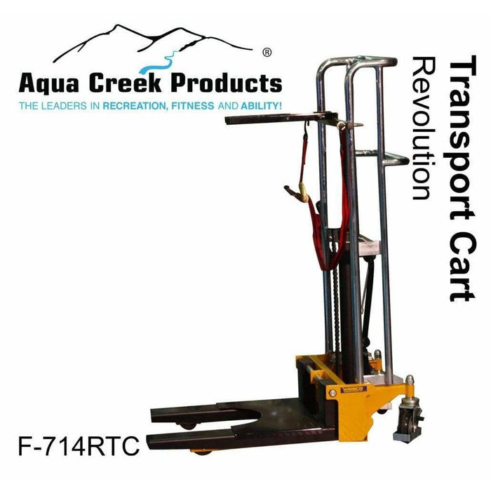 Aqua Creek Transport Cart for Scout Lift F-814SCTC