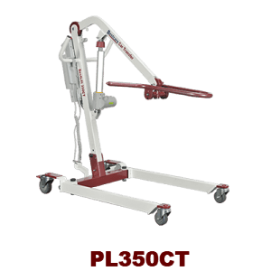 BestCare BestLift Car Transfer Mobile Floor Patient Lift PL350CT