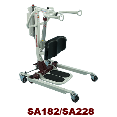 BestCare BestStand Electric Sit-to-Stand Lift SA182