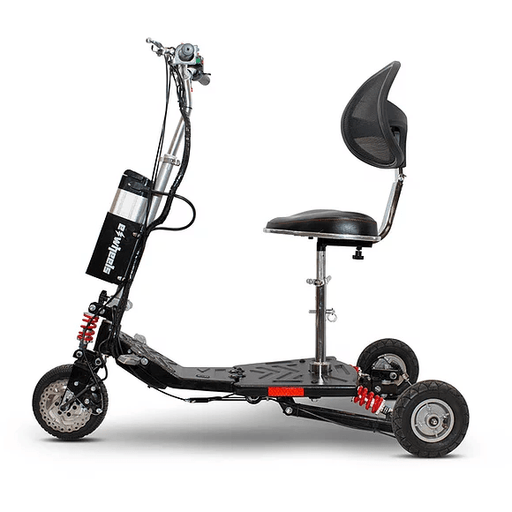 EWheels EW-07 3 Wheel Electric Mobility Scooter