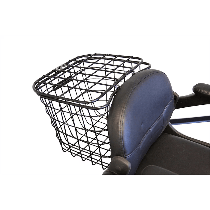 EW-66 EWheels 3 Wheel Mobility Scooter storage basket