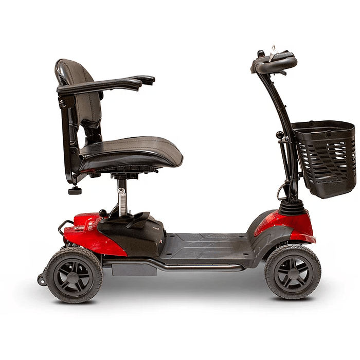 EW M35 EWheels 4 Wheel Mobility Scooter red