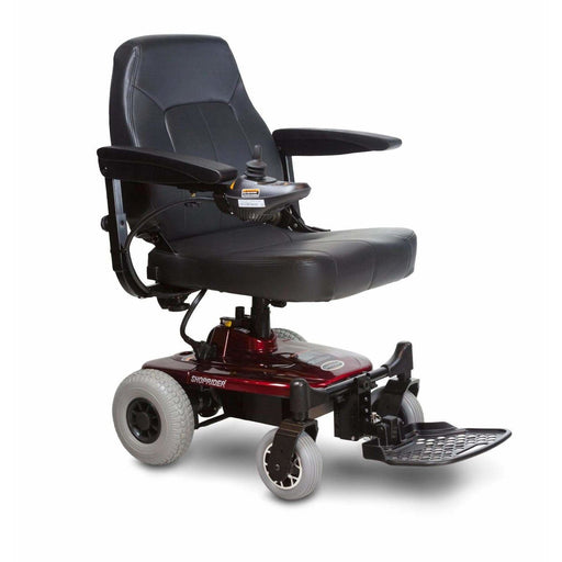 Shoprider Jimmie Portable Power Wheelchair UL8WPBS - First Medical Advocate