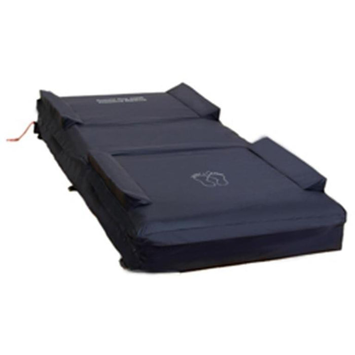 Proactive Medical Protekt Aire 6500 Low Air Loss/Alternating Pressure Mattress System with Raised Rail 86500RR