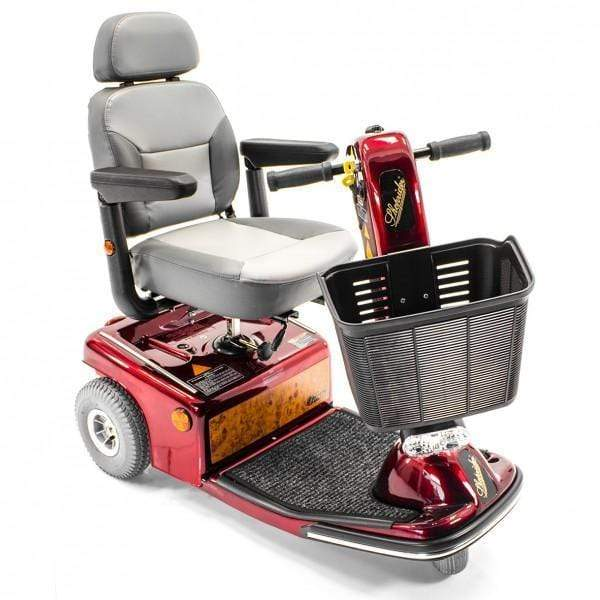 Shoprider Sunrunner 3 Mid-Size Three Wheel Mobility Scooter 888B-3 - First Medical Advocate