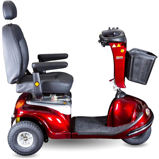 Shoprider Enduro XL3+ Heavy Duty Three Wheel Mobility Scooter 777XLSBN - First Medical Advocate