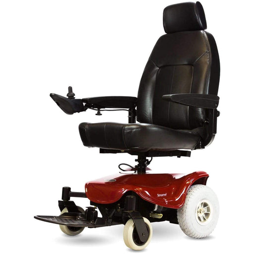 Shoprider Streamer Sport Standard Rear-Wheel Power Wheelchair 888WA - First Medical Advocate