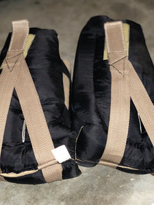 Build a boot heel protector - Small