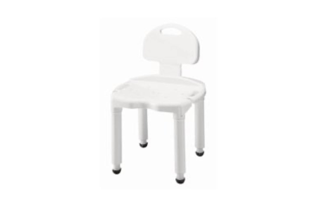 Shower Chair with arms/back