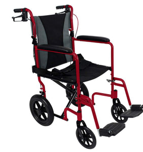 18x16 Medline Transport Wheelchair