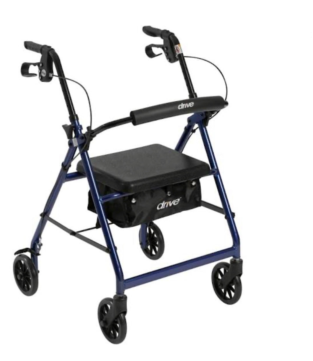 4WW Rollator - Various Brands