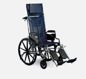 16 inch Invacare HighBack Wheelchair - Gently used product