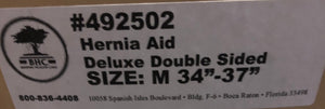 Hernia Aid deluxe double sided