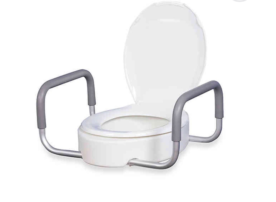 Drive Elevated Toilet Seat