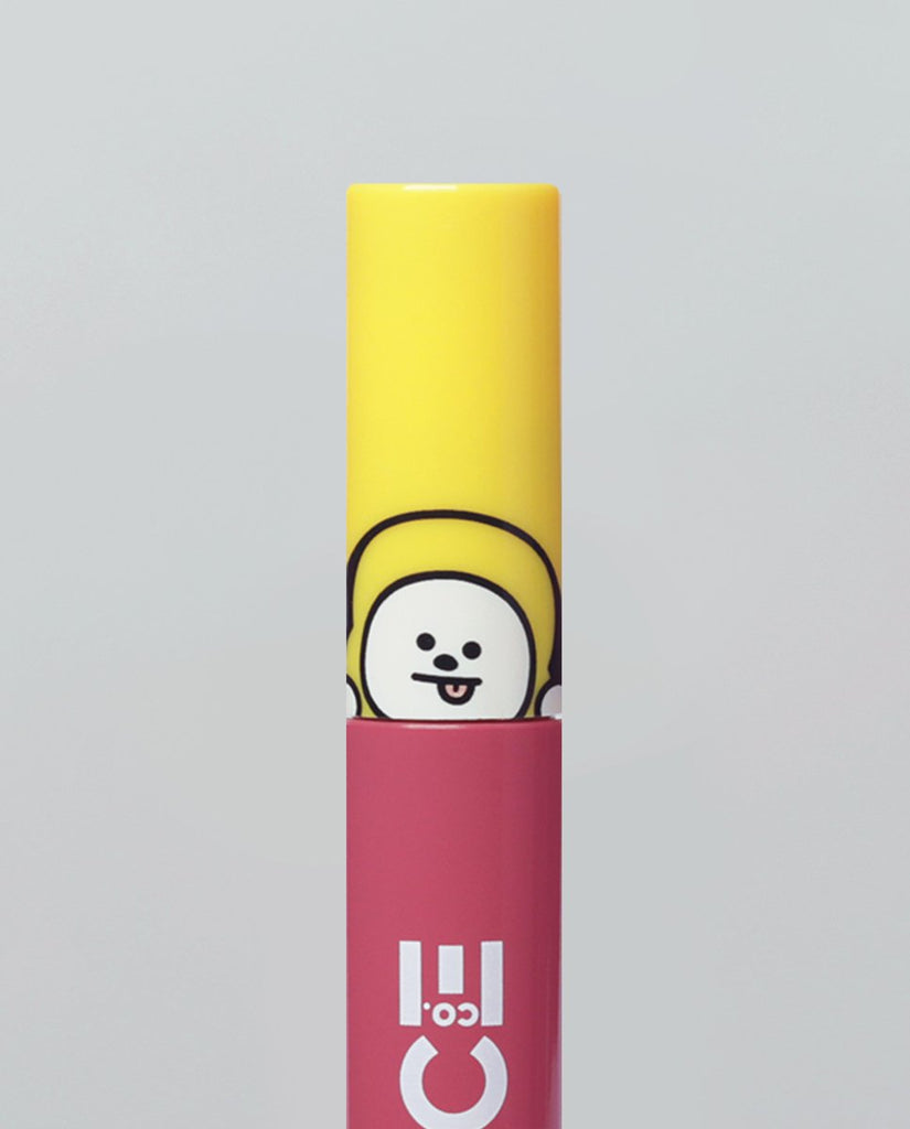 Vice Cosmetics USA BT21 Water Gel Lip & Cheek Tint Old Rose (Chimmy)