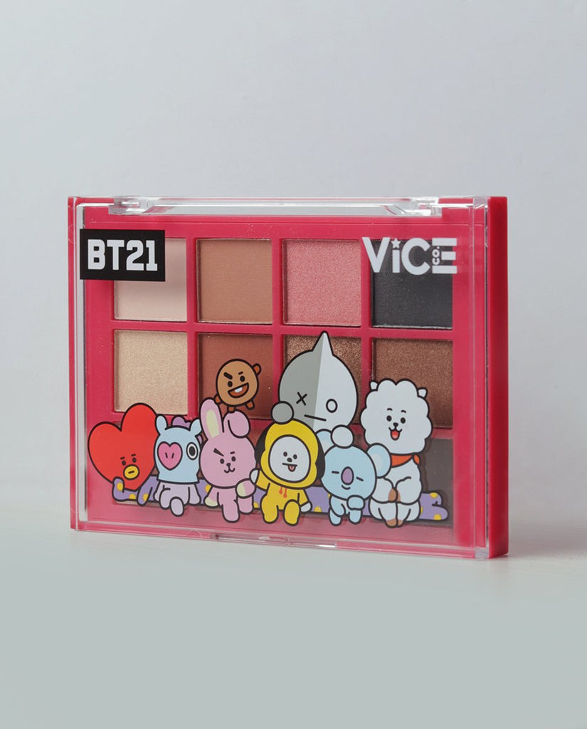 Vice Cosmetics USA BT21 Eyeshadow Palette (Universe)