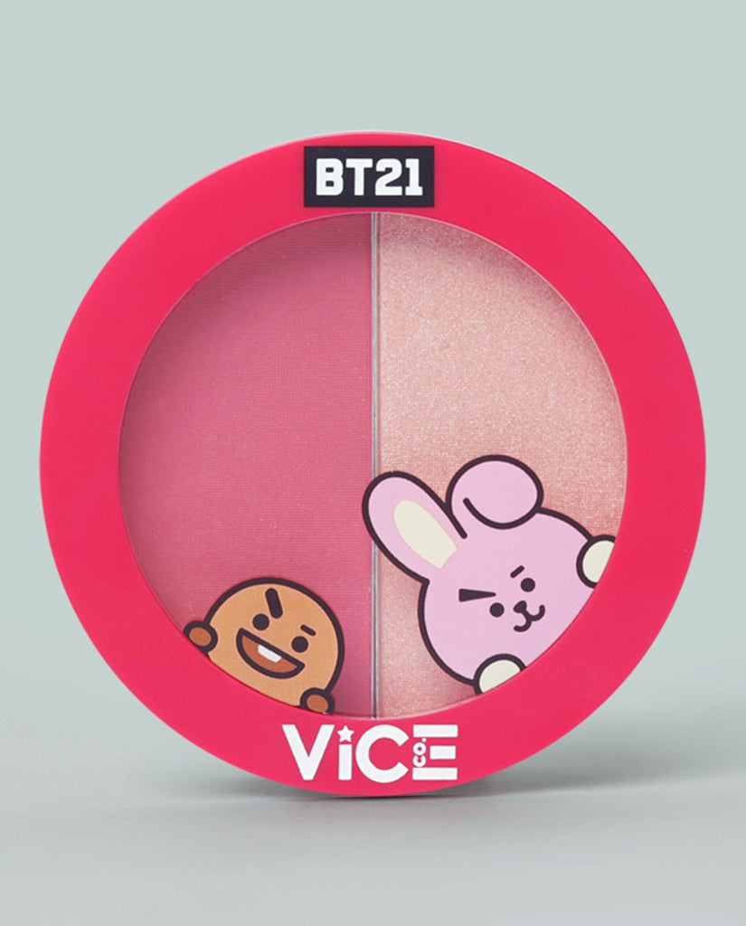 Vice Cosmetics USA BT21 Aura Duo Orchid Pink (Prankster)