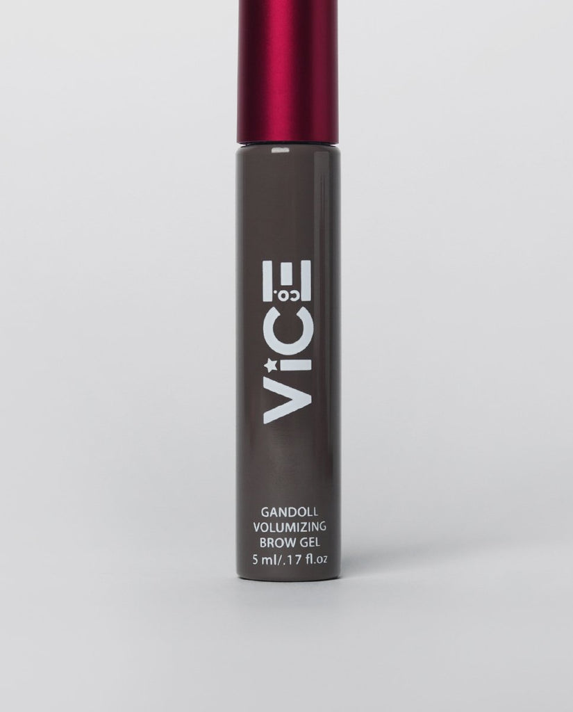 Viceco Gandoll Volumizing Brow Gel Ash Brown Matte | Eyes