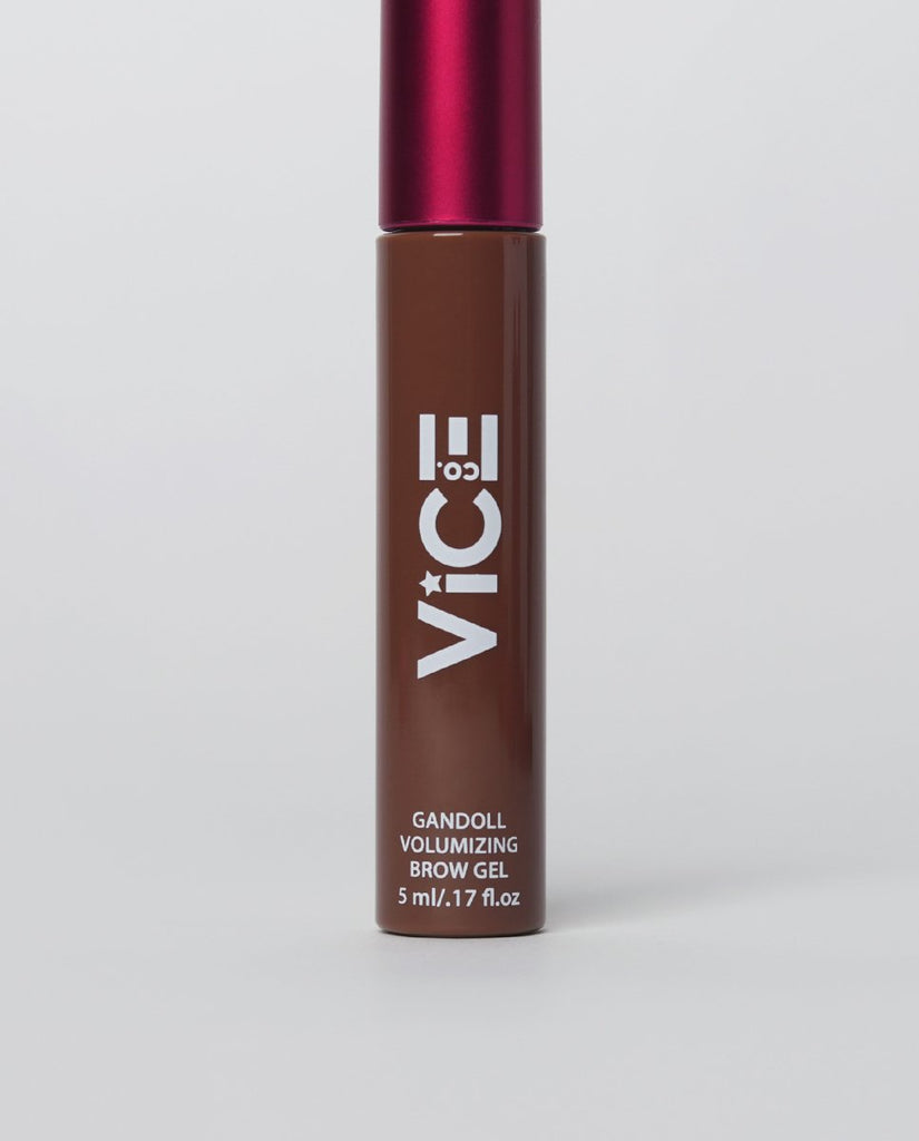 Viceco Gandoll Volumizing Brow Gel Soft Brown Matte | Eyes