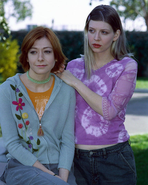 Amber Benson: Personalized Autograph Signing on Photos, January 30th