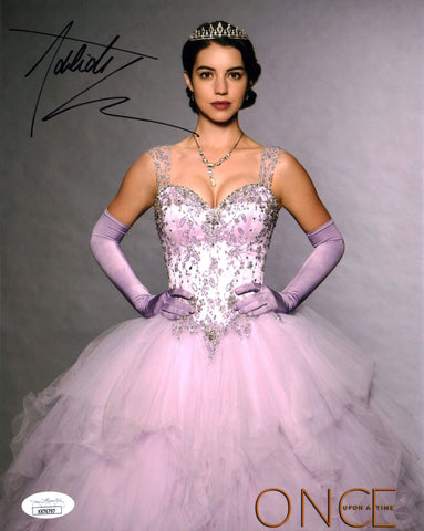 Adelaide Kane Once Upon a Time 8x10 Photo Signed Autograph JSA Certified COA Auto GalaxyCon