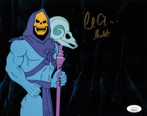 Alan Oppenheimer He-Man Masters of the Universe 8x10 Photo Signed Autographed JSA Certified COA GalaxyCon