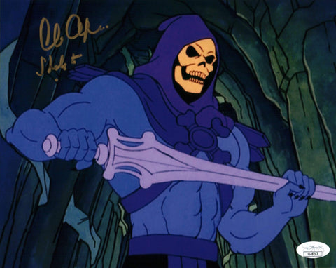 Alan Oppenheimer Masters of the Universe 8x10 Photo Signed Autograph JSA Certified COA GalaxyCon