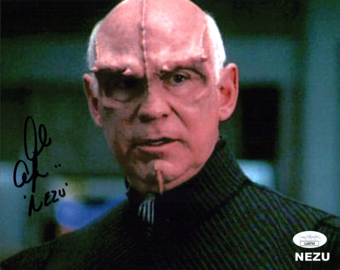 Alan Oppenheimer Star Trek 8x10 Photo Signed Autograph JSA Certified COA Auto GalaxyCon