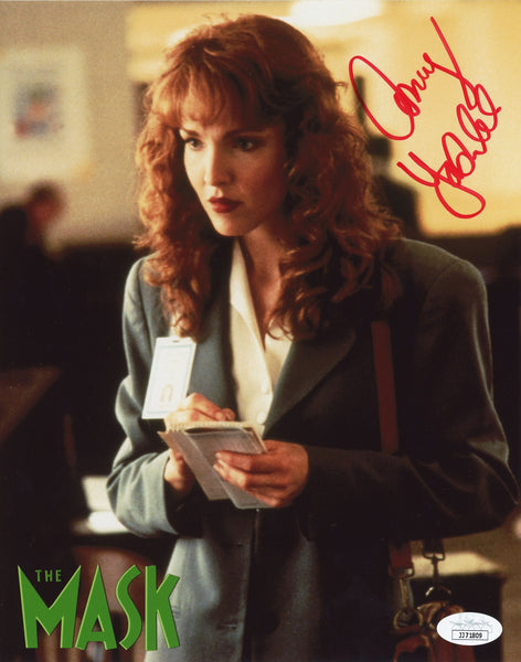 Amy Yasbeck The Mask 8x10 Photo Signed Autographed JSA Certified COA GalaxyCon