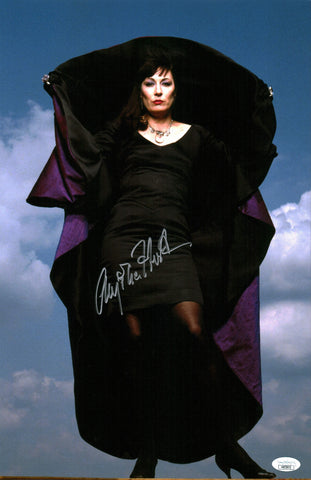 Anjelica Huston The Witches 11X17 Photo Poster Signed Autograph JSA Certified COA Auto GalaxyCon