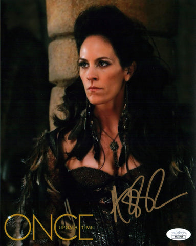 Annabeth Gish Once Upon a Time 8x10 Photo Signed Autograph JSA Certified COA Auto GalaxyCon