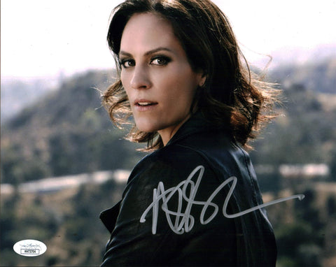 Annabeth Gish The X Files 8x10 Photo Signed Autograph JSA Certified COA Auto GalaxyCon
