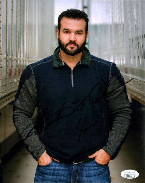 Austin St John 8x10 Photo Signed Autograph JSA Certified COA Auto GalaxyCon