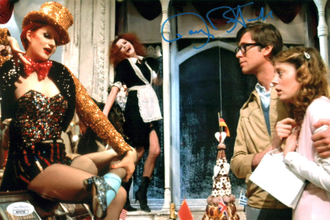 Barry Bostwick Rocky Horror Picture Show 8x12 Photo Signed Autographed JSA Certified COA GalaxyCon