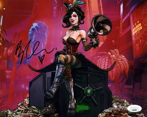 Brina Palencia Borderlands 8x10 Photo Signed Autograph JSA Certified COA Auto GalaxyCon