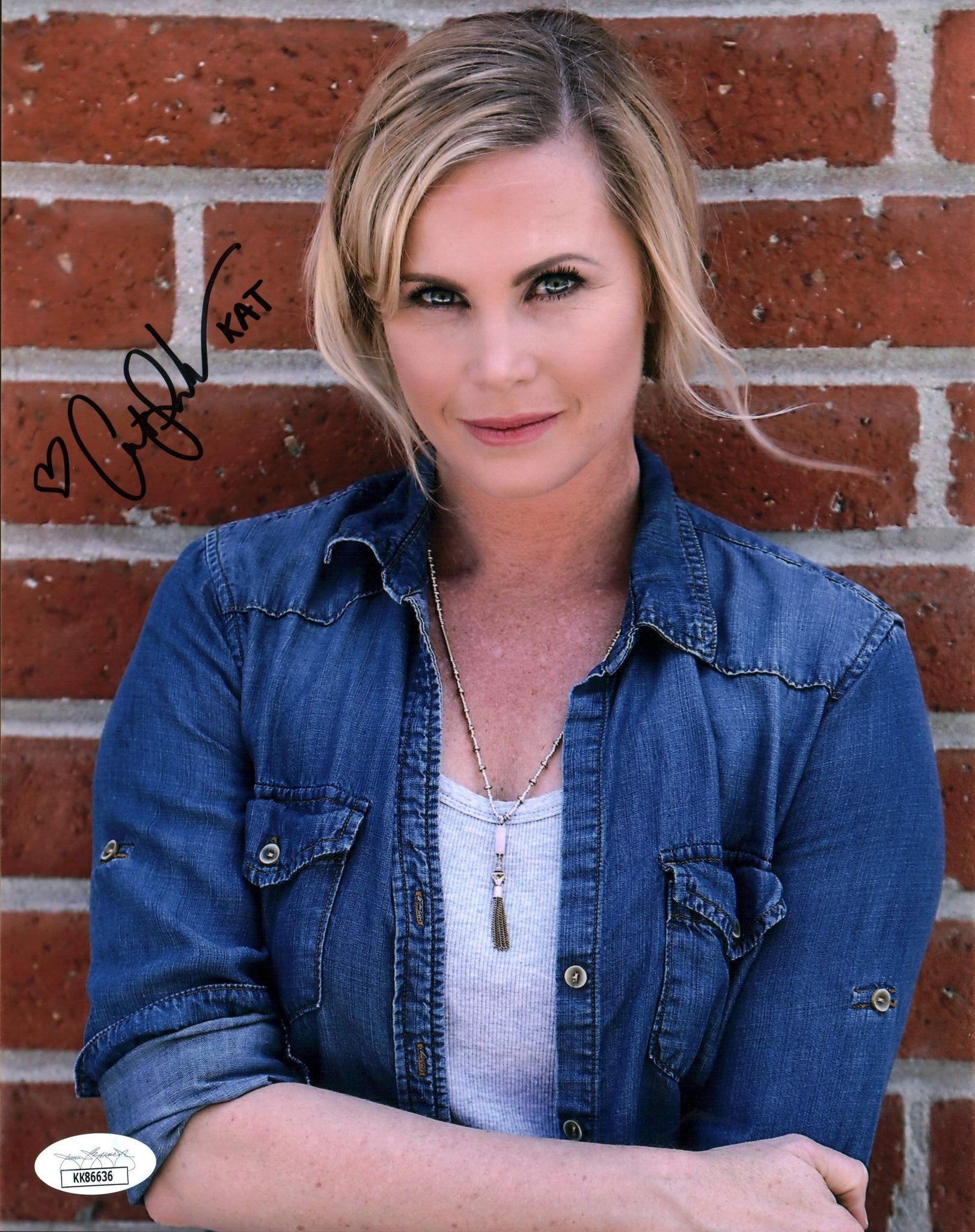 Catherine Sutherland Power Rangers 8x10 Photo Signed Autographed JSA Certified COA Auto GalaxyCon