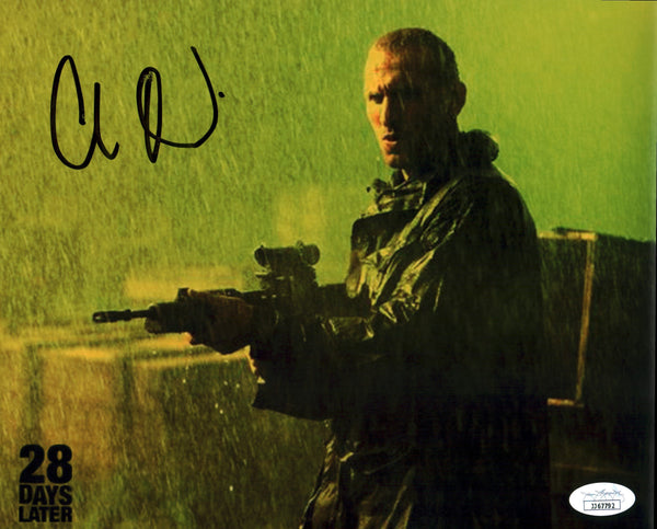 Christopher Eccleston 28 Days Later 8x10 Photo Signed Autographed JSA Certified COA GalaxyCon