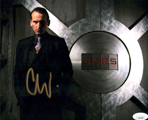 Christopher Eccleston GI JOE 8x10 Photo Signed Autographed JSA Certified COA GalaxyCon
