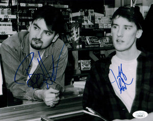 Clerks 8x10 Photo Signed Autograph O'Halloran Anderson JSA Certified COA GalaxyCon